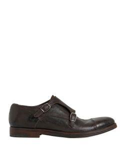 Alberto Fasciani | Кожаные Ботинки-Монки