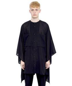 ALEXANDRE PLOKHOV | Рубашка Из Хлопкового Газа