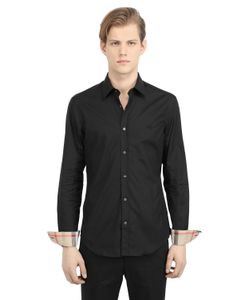 Burberry Brit | Рубашка Из Хлопкового Стрейч Поплин