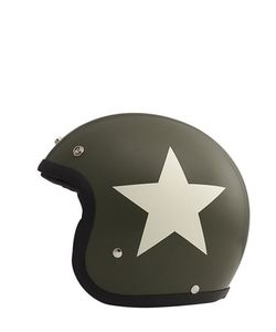 DMD HELMETS | Шлем Star Green