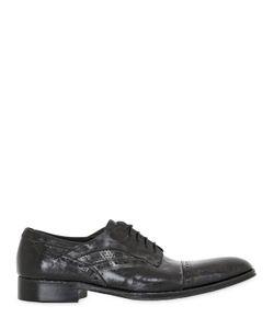 JO GHOST | Кожаные Туфли-Дерби