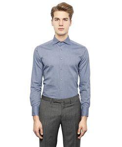 LARUSMIANI | Хлопковая Рубашка С Эффектом Фланели