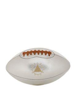LIMIT.ED BY LEATHERHEAD SPORTS | Мяч Для Американского Футбола Из Кожи