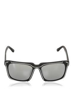 LINDA FARROW X KTZ | Солнцезащитные Очки Metal Trimmed Mask