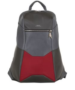 MANI DEL SUD | Кожаный Рюкзак Geometric