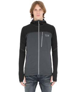 MOUNTAIN HARDWARE | Куртка Desna Grid Из Флиса С Капюшоном