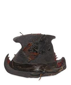 Move | Шляпа Из Шерстяного Фетра
