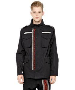 Ports 1961 | Хлопковая Куртка С Полоской Из Гобелена