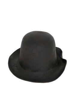Reinhard Plank | Шляпа Ibro С Кожаным Эффектом