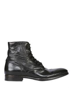 Rolando Sturlini | Ботинки Из Мытой Кожи