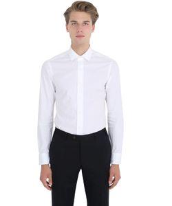 SALVATORE PICCOLO | Рубашка Из Хлопкового Поплин