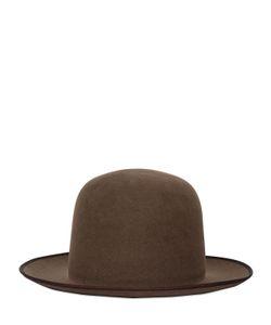 SUPERDUPER | Шляпа Из Фетра С Круглыми Полями