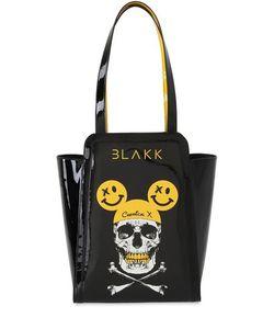 THOMAS BLAKK | Сумка Pipkin Skull Из Искусственной Кожи