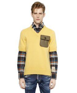 Dsquared2 | Свитер/ Рубашка Из Хлопка