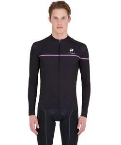 Le Coq Sportif | Рубашка Из Флиса Для Велосипедного Спорта