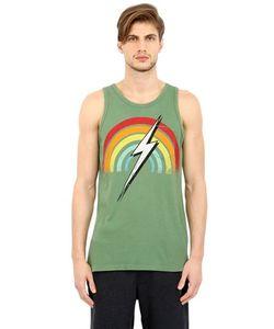 Lightning Bolt | Полухлопковая Майка