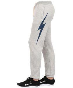 Lightning Bolt | Спортивные Брюки Из Смешанного Хлопка
