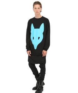 LONG CLOTHING   Хлопковый Свитшот Fox