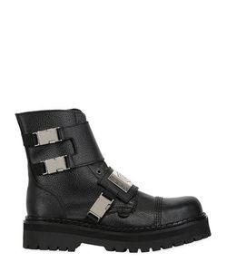 LONG CLOTHING   Ботинки Из Кожи
