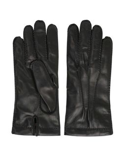 MARIO PORTOLANO | Перчатки Из Кожи Наппа Ручной Работы