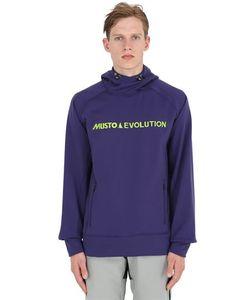 MUSTO | Свитшот Evolution Original С Логотипом