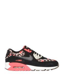 Nike | Кроссовки Air Max 90 Из Замши И Жаккарда