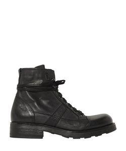 Oxs   Кожаные Ботинки
