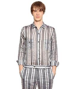 PERDRE HALEINE   Рубашка Из Смешанного Хлопка
