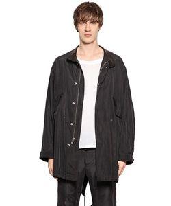 PERDRE HALEINE | Куртка Из Шелка