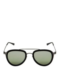 Italia Independent | I-Metal 0254 Circle Sunglasses
