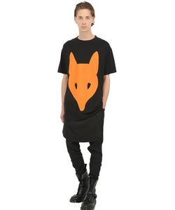 LONG CLOTHING | Футболка Из Хлопка Fox
