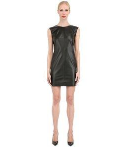 COSTUME N COSTUME | Платье Из Искусственной Кожи