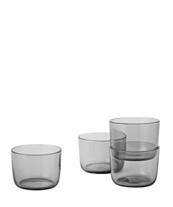 MUUTO | Corky Set Of 4 Low Glasses