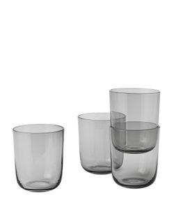 MUUTO   Corky Set Of 4 Tall Glasses