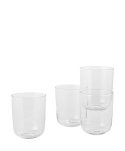 MUUTO | Corky Set Of 4 Tall Glasses