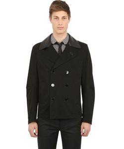 COSTUME N COSTUME | Пальто Из Хлопкового Габардина