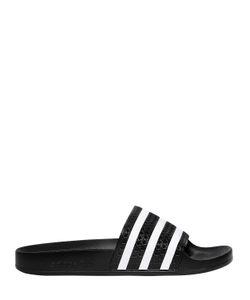 adidas Originals   Резиновые Шлёпанцы Adilette