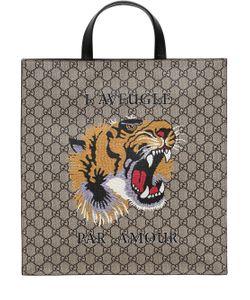 Gucci | Сумка С Принтом Тигр