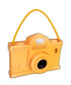 Moschino | Camera Printed Leather Pouch