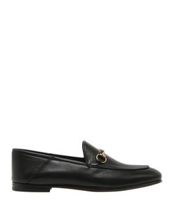 Gucci | Кожаные Лоферы Brixton 10Мм