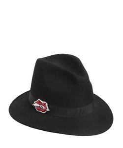 Dsquared2 | Шляпа Из Шерстяного Фетра
