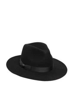 Lack of Color | Midnight Muse Wool Fedora Hat