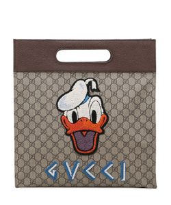 Gucci | Сумка Donald Duck С Фирменным Рисунком
