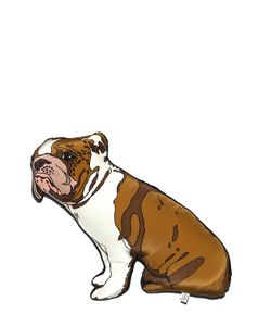 SILKEN FAVOURS | Подушка Dave The Bulldog