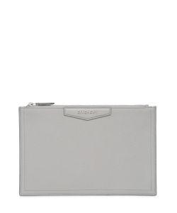 Givenchy   Кожаный Клатч Antigona