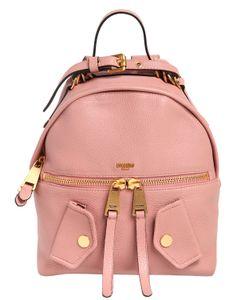 Moschino | Кожаный Рюкзак