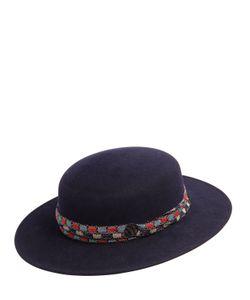 Maison Michel | Шляпа Rod Из Кроличьего Фетра