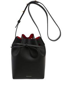 MANSUR GAVRIEL | Сумка Mini Bucket Из Кожи Растительного Дубления