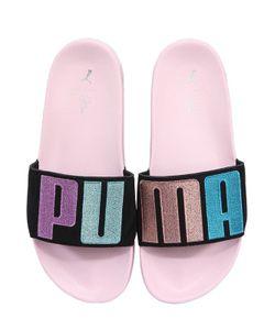 Puma Select   Шлёпанцы Sophia Webster Из Лакированной Кожи