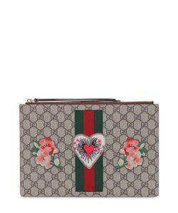 Gucci | Клатч С Нашивкой Сердце